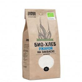 Набор д/выпечки «БИО Хлеб ржаной на закваске» «Черный хлеб» 0,525 кг