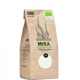 Мука пшеничная особо тонкого помола «Черный хлеб» 0,5 кг