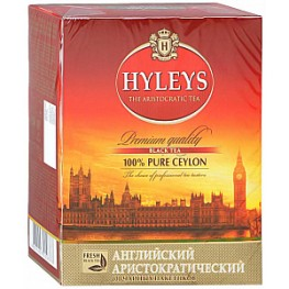 Чай Хейлис Аристократический 100 п