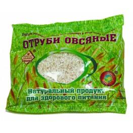 Отруби овсяные «Очищенные» «Золотые злаки Сибири» 200 г