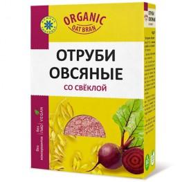 Отруби овсяные Со свеклой «Компас здоровья» 200 г