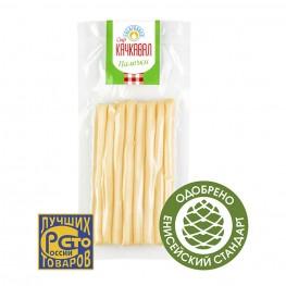 Сыр «Качкавал» 45% «Сибиржинка» (палочки) 100 г