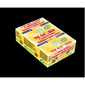 Масло «Минусинское» сливочное «Сибиржинка» мдж 83,0% 180 г