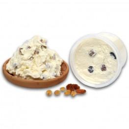 Творожная масса «Изюм» обезжир. весовая «Сибиржинка», кг