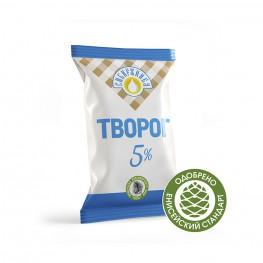 Творог 5% флоупак «Сибиржинка» 250 г