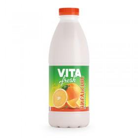 Напиток сывороточный апельсин «VITAFRESH» бут. «Сибиржинка» 930 мл