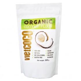 Мука кокосовая Organic VietCOCO 300 г