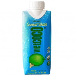 Вода кокосовая Organic VietCOCO 330 мл