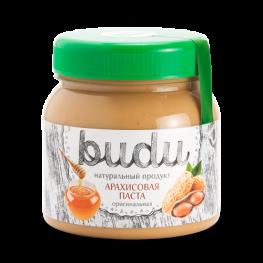 Паста арахисовая BUDU Оригинальная 250 г