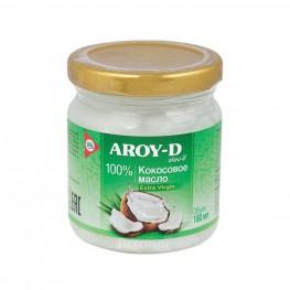Масло кокосовое (extra virgin) «AROY-D» 100% 180 мл