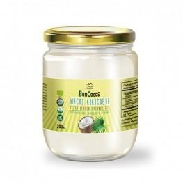 Масло кокосовое органич. хол. отжим «BonCocos» 200 мл