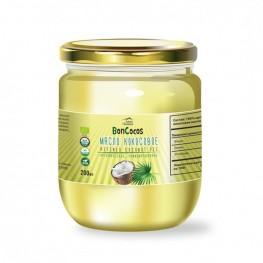 Масло кокосовое рафинир. органич. хол. «BonCocos» 200 мл