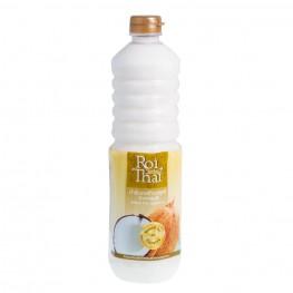Масло кокосовое раф. «Roi Thai» 100% 1 л
