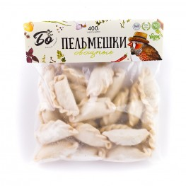 Пельмешки Овощные «БО» 400 г