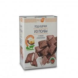 Подушечки из полбы с какао и молоком ВАСТЭКО 200 г